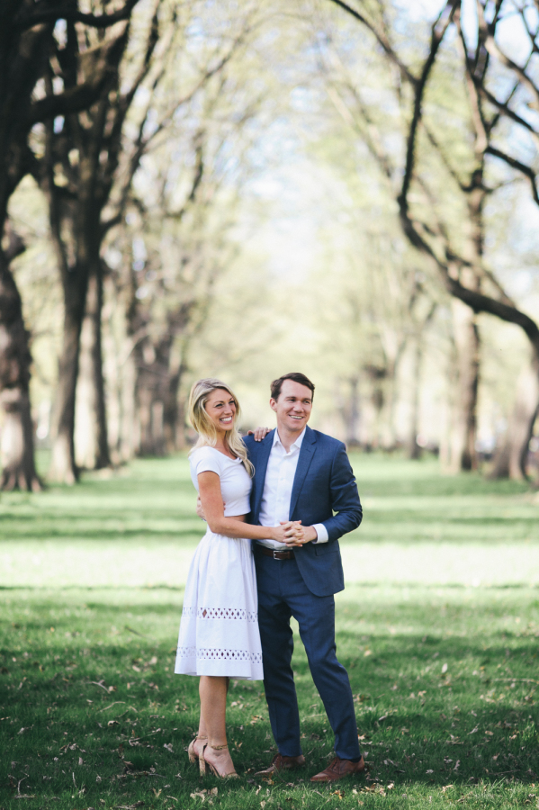 new york engagement session http://itgirlweddings.com/capturing-their-love-of-new-york/