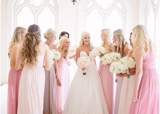 WHAT TO CONSIDER WHEN CHOOSING YOUR BRIDESMAIDS DRESSES