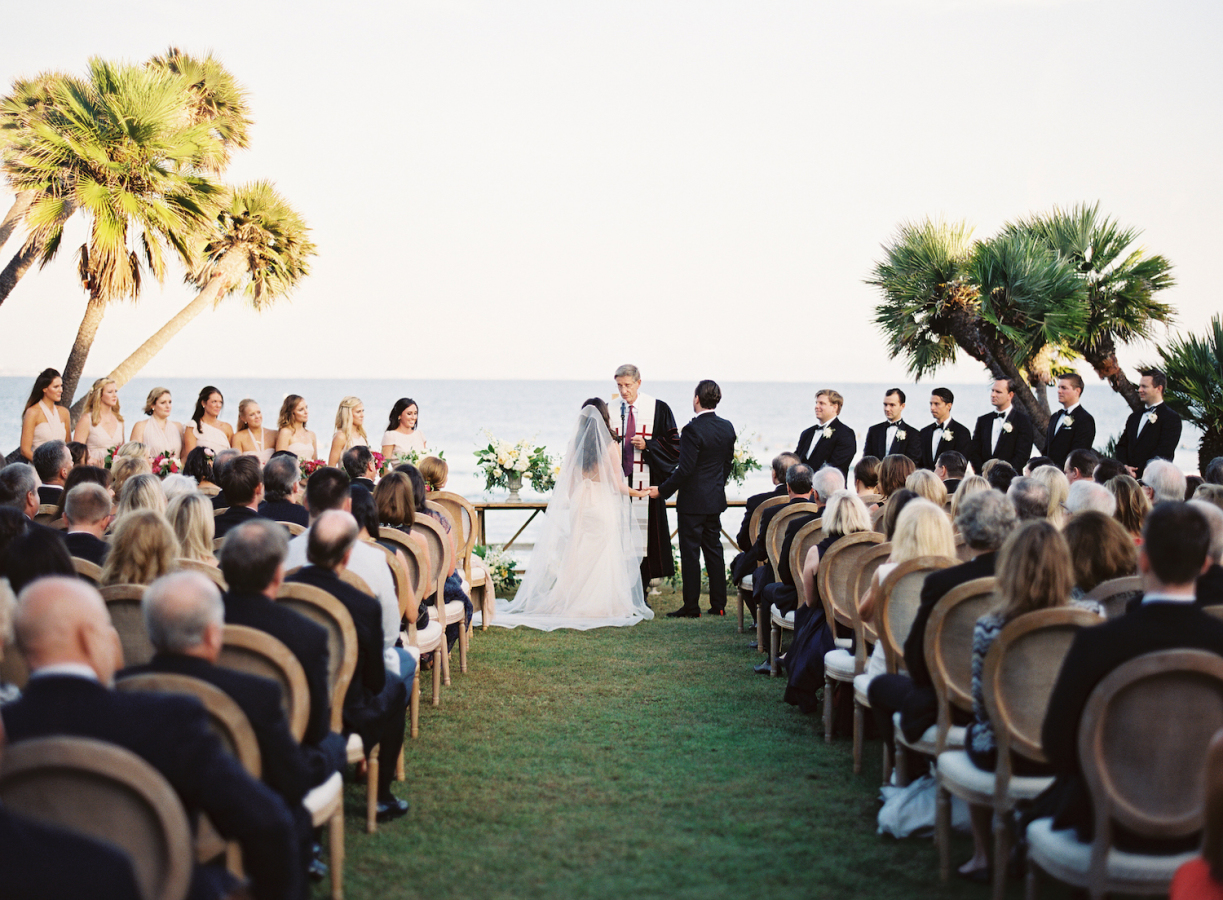 formal wedding ceremony http://itgirlweddings.com/best-day-ever/
