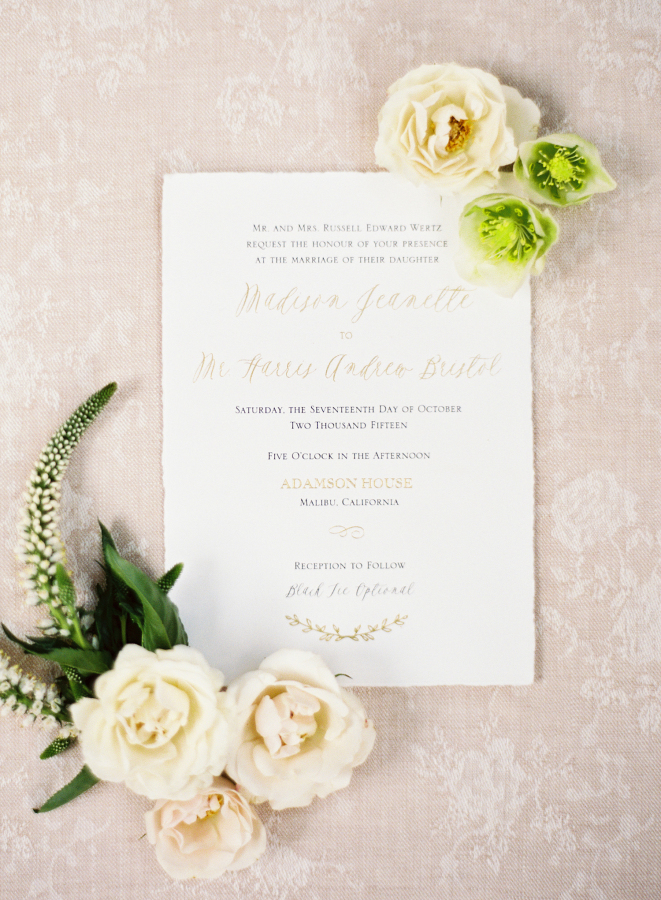 traditional wedding invitations http://itgirlweddings.com/best-day-ever/