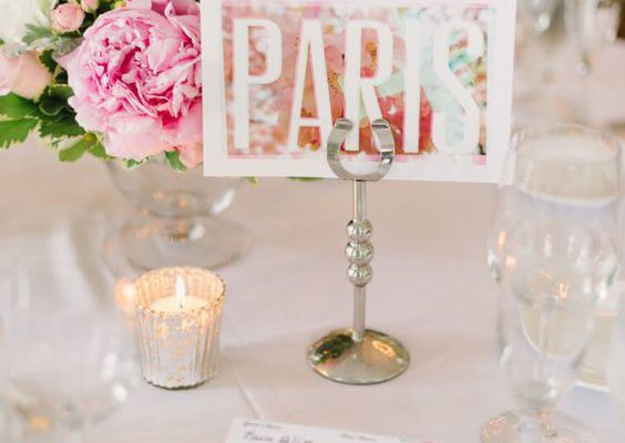 7 PLACES YOU NEED WEDDING SIGNAGE