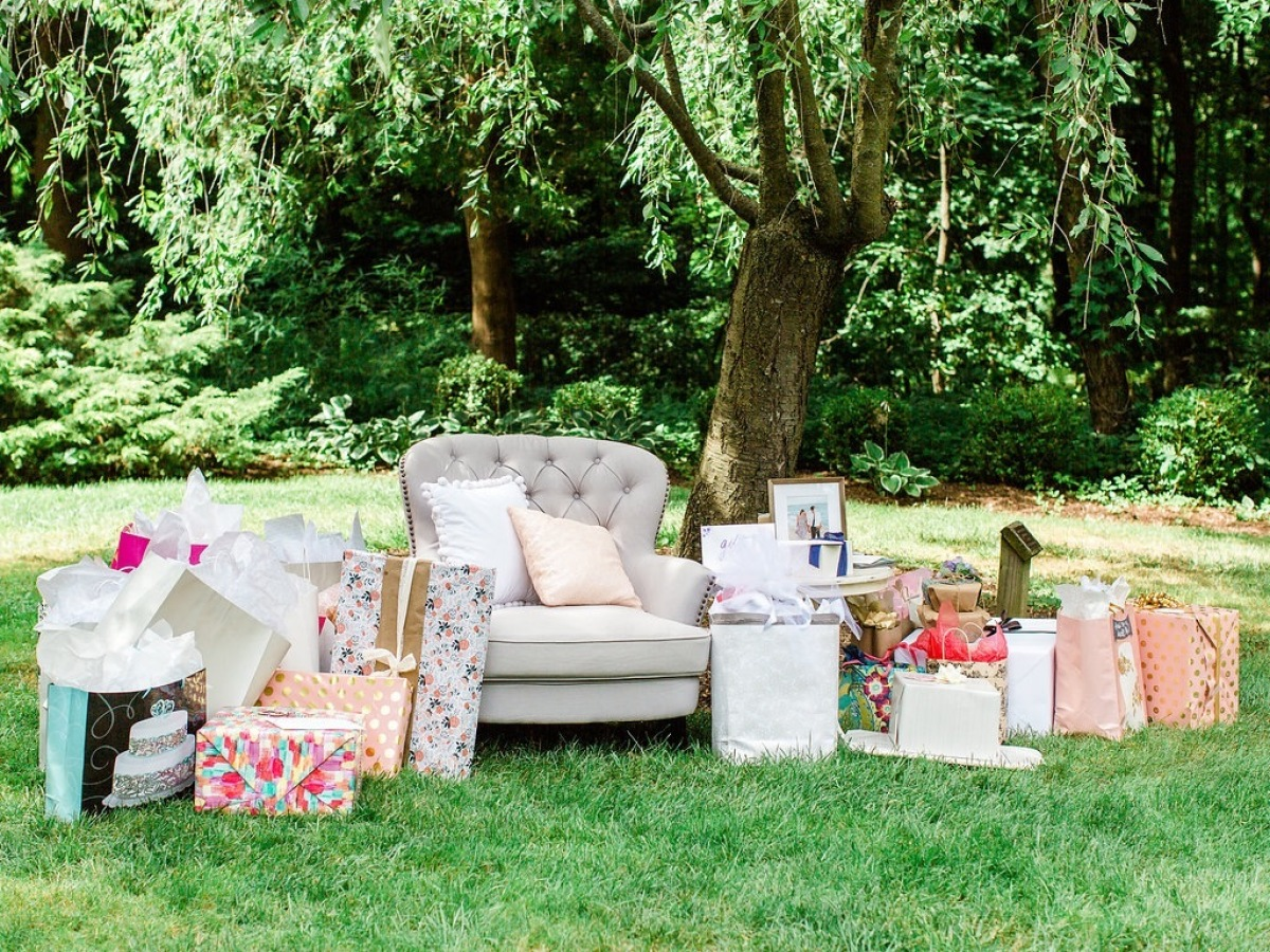 Garden Bridal Shower Blog It Girl Weddings