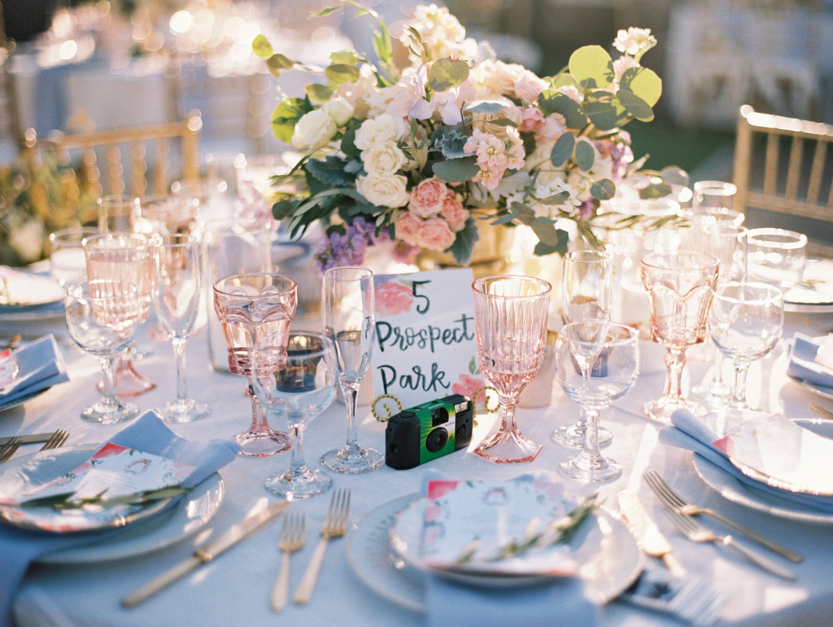 how to curate your wedding style