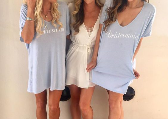 THE BASICS OF BEING A BRIDESMAID