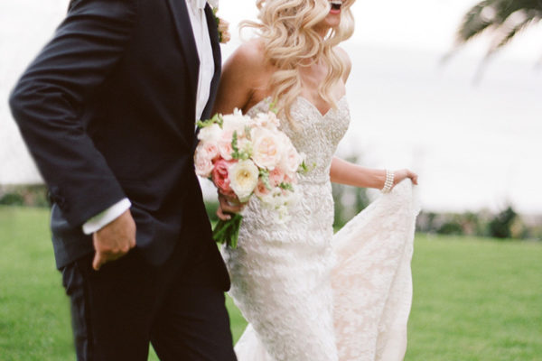 THE PRETTIEST PINK WEDDING