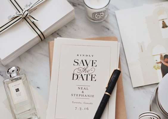 3 KEY REASONS WHY A SAVE THE DATE IS AN ABSOLUTE MUST