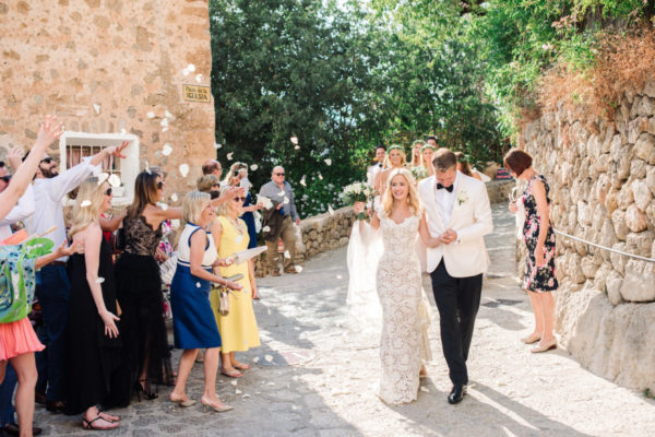 A WEDDING ABROAD IN MALLORCA