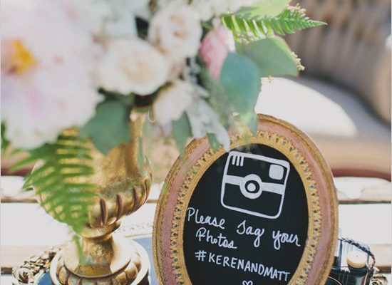 5 TIPS TO GENERATE THE BEST WEDDING HASHTAG