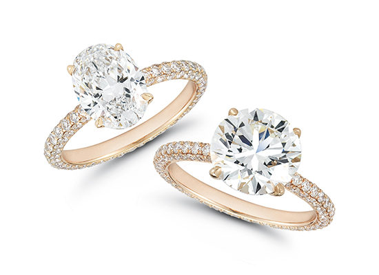 ENGAGEMENT RING TRENDS WITH MARISA PERRY