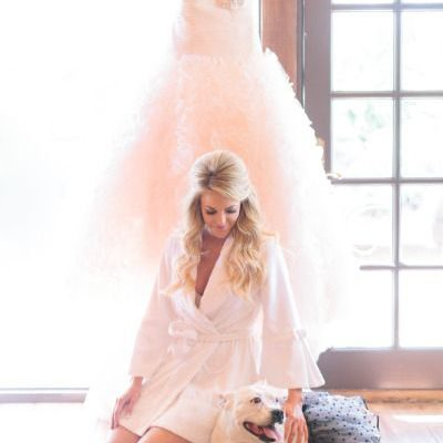 HOW TO INCORPORATE YOUR FUR BABY INTO YOUR WEDDING DAY