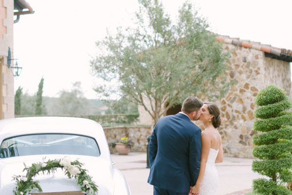 A TUSCANY INSPIRED WEDDING STYLED IN AMERICA