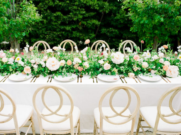 HOW TO PLAN THE ULTIMATE GARDEN BRIDAL SHOWER