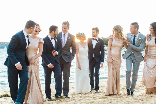 Formal Beach Weddings The Best Beaches In World Wedding Attire