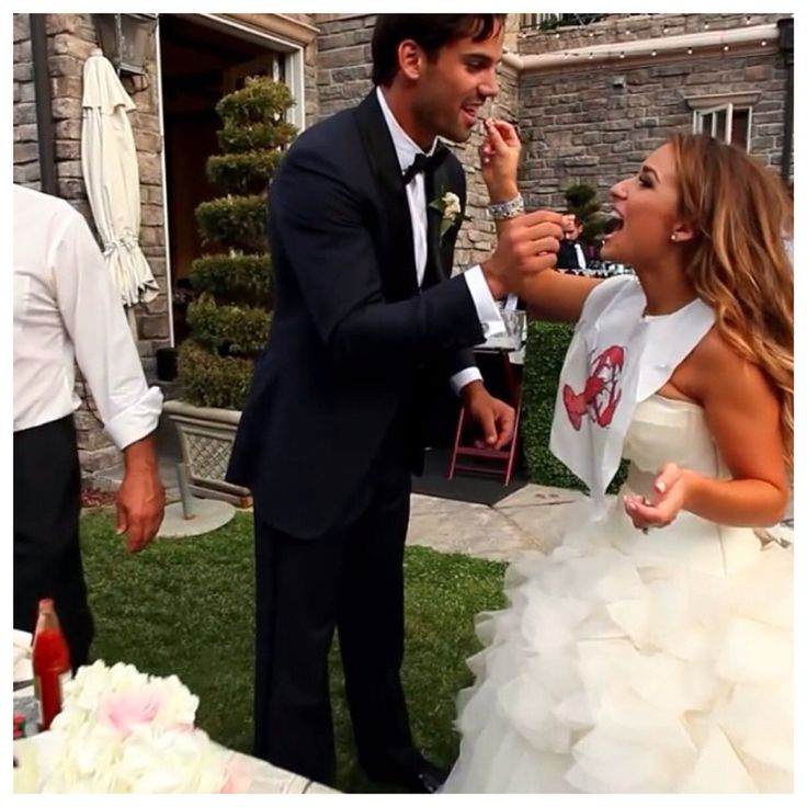 Eric Decker's Wedding | It Girl Weddings