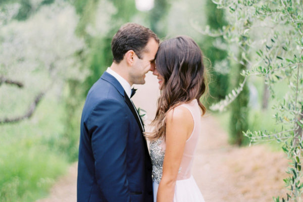 A ROMANTIC TUSCANY WEDDING