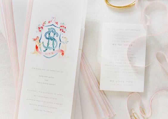 THIS IS HOW TO BRAND YOUR WEDDING
