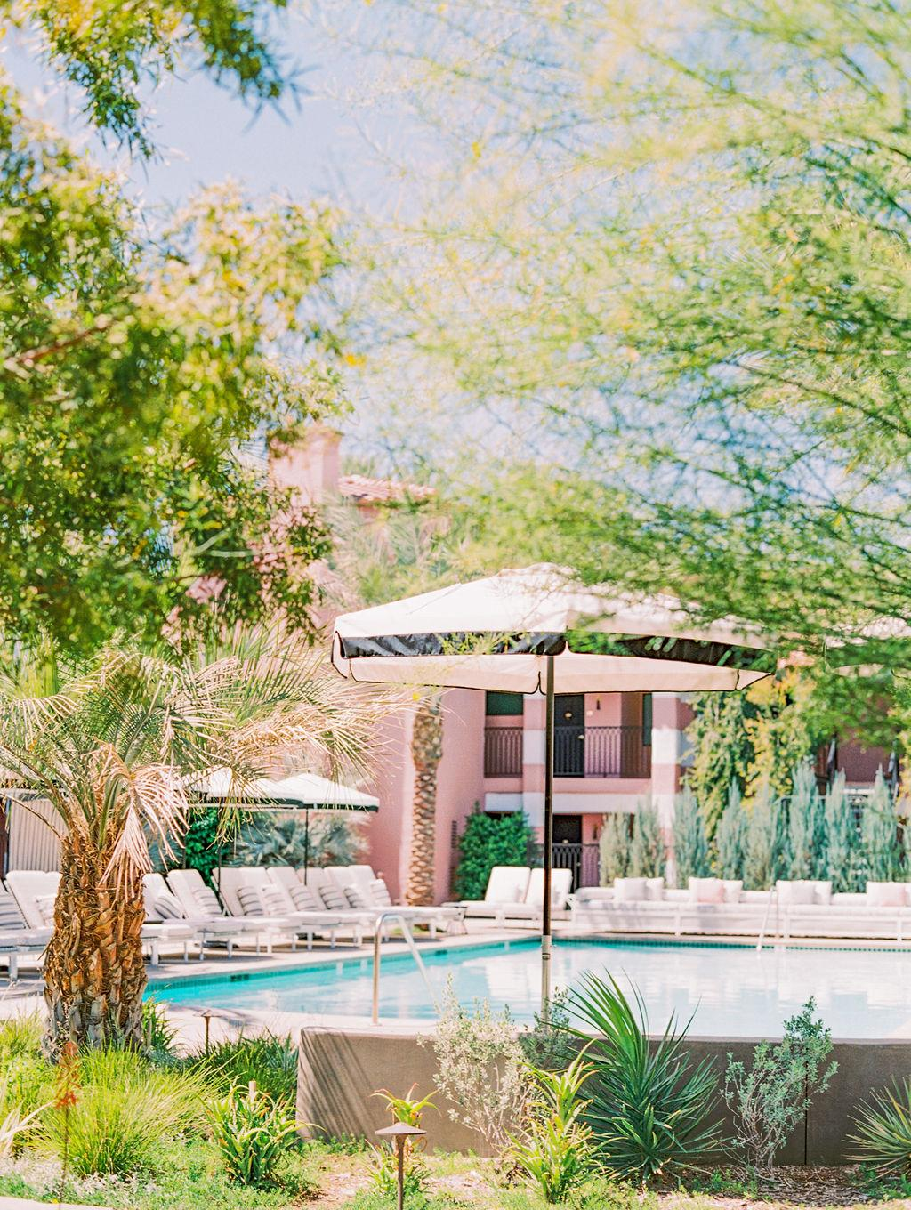 Sands Hotel and Spa wedding venue https://itgirlweddings.com/styled-shoot-with-pink-tropical-wedding-vibes/